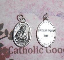 Aloysius et ST GABRIEL Médaille Pendentif//Charm Sterling Silver St