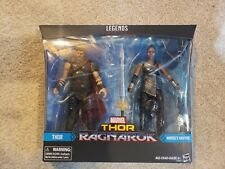 "Hasbro Marvel Legends Ragnarok Thor & Valkyrie 6"" Figure 2-Pack sealed"