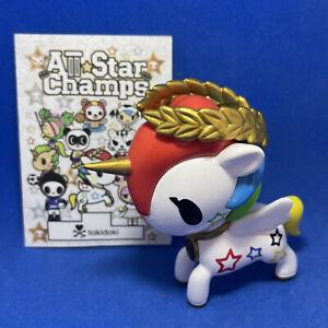 Stellina Unicorno Tokidoki All Star Champs Series Blind Box Olympiad Olympics