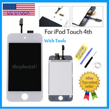 Replacement For iPod Touch 4 4th Gen 4G LCD Screen Digitizer Glass Assembly