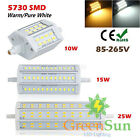 Dimmable 10W/15W/25W R7S 78/118/189mm LED 5730SMD Flood Light Bulb Ampoule Lampe