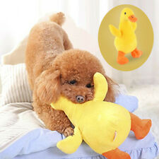 Dog Toy Sound Stuffed Toy Small Duck Stress Relief Exercise Lack Pet Toy Cat Toy