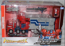 New TAKARA Transformers LG-35 Super God Enrique Optimus Prime inventory