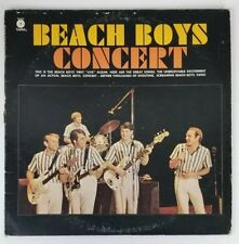 The Beach Boys Concert Capitol SM-2198 LP Record