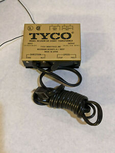 Vintage TYCO HO Scale Electric Power Pack #899M Made in Japan