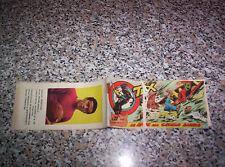 TEX STRISCIA SERIE MEFISTO N.11 ORIGINALE 1959 AUDACE D/BUONA TIPO ZAGOR RANGER