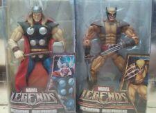 "Marvel Legends Icon 2 Figures Thor and Wolverine 12"" Unopened Original Packaging"