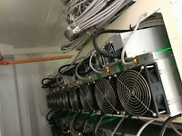 15 TH/s BITCOIN Ƀ 48 Hours Mining Contract - AntMiner S9 Bitmain BTC ASIC