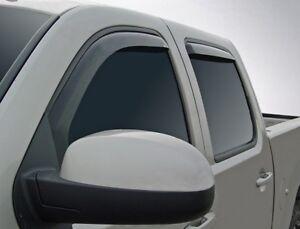 In-Channel Vent Visors for 2003 - 2010 Hummer H2