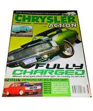 Chrysler Action Magazine Issue 2 - Valiant/RT Charger/Drifter/Pacer/GLX/Regal/
