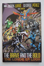 BRAVE AND THE BOLD THE LORDS OF LUCK DC COMICS HARDBACK 9781401215033