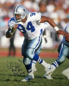 Charles Haley Dallas Cowboys Signed Autographed 8x10 photo Reprint