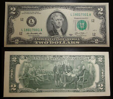 2 Dollar Schein San Francisco, California (L) 2013 UNC. – Two Dollars USA unc.