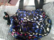 Kipling Feather Print Bag New