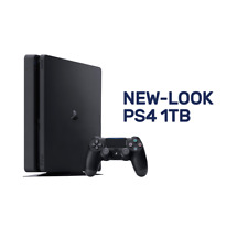 PlayStation 4 1TB Jet Black Console - PlayStation 4 - BRAND NEW