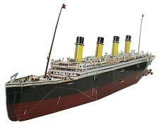 More details for titanic collectors 3d model 287 piece jigsaw puzzle (sg)