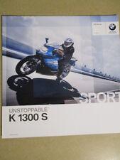 CATALOGUE MOTO : BMW : K 1300 S   08/2010
