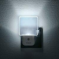 Integral LED Night Light, Plug in Walls with Dusk to Dawn Photocell Sensor, Auto
