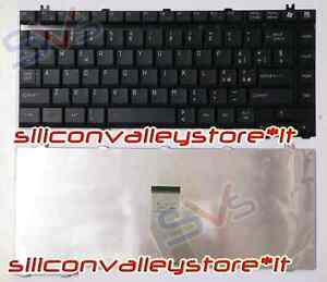 Keyboard For Toshiba Satellite Notebook A100 Series A120 Series Pro