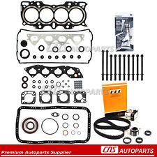 Full Gasket Set Bolts Timing Belt Kit B20Z2 For 97-01 HONDA CR-V 2.0L DOHC 16V