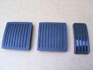 LAND ROVER DEFENDER 90 / 110 / 130 PEDAL PAD PEDAL RUBBER SET - SET OF 3 PADS