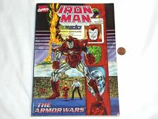 Iron Man : The Armor Wars 1990 TPB Softcover Book Marvel Comic ironman
