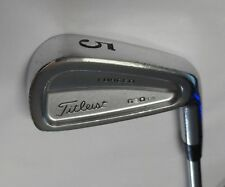 Titleist 690 CB Forged 5 Iron Dynamic Gold R300 Steel Shaft
