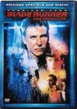 Dvd Blade Runner - The Final Cut - Ed. Speciale 2 dischi di Ridley Scott Usato