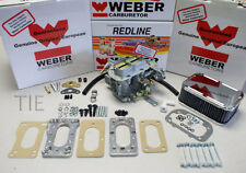 Redline kit Toyota 20R 22R Weber Carburetor 32/36 w/Genuine European Weber