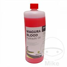 Magura Clutch Fluid 1L Blood Red For Clutches