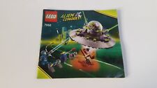 LEGO !! INSTRUCTIONS ONLY !! FOR  ALIEN CONQUEST 7052