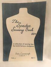 The Spadea Sewing Book