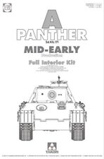 Takom (三花) 1/35 Panther A Mid-Early Prod w/Interior  #2098 *New Release*