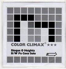 (EV659) Color Climax, Disque O Heights / Pa Coco Solo - 2007 DJ CD