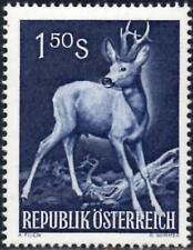 (Ref-12814) Austria 1959 Int.Hunting Congress 1s.50 Roe Deer  SG.1339 Mint (MNH)