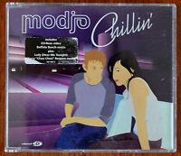 Modjo – Chillin' 4 track CD single – LC00126 – Ex