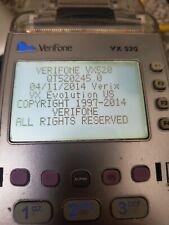 New listing VeriFone Vx520 Emv Credit Card Reader Machine + Power Supply unlocked
