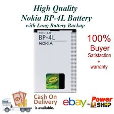 NEW Battery For NOKIA BP-4L 1500MAH E52 E63 E71 E72 E90 N97 N810 E6 E600
