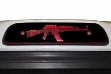 Custom Vinyl Decal Wrap Kit for 95-04 Toyota Tacoma Truck 3rd Brake Light AK47