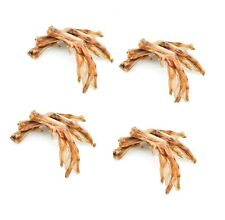 Duck Feet for Dog Chews - 30ct Bulk Healthy teeth and Gums