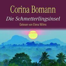 ELENA WILMS - C.BOMANN: DIE SCHMETTERLINGSINSEL (BESTSELLER) 6 CD NEU