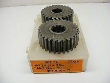 IMCA UMP AMRA, 5 Plastic Quick Change Gear Totes
