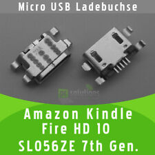 ✅ Amazon Kindle Fire HD 10 SL056ZE 7th Gen Micro USB Ladebuchse Buchse Connector