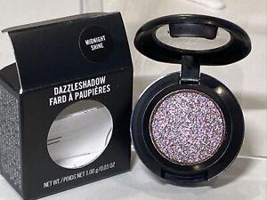 MAC Midnight Shine Dazzleshadow Eyeshadow Eye New in Box Fast/Free Shipping