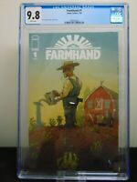 Farmhand #1 (2018) Image CGC 9.8 1989838003 - In production with AMC