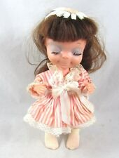 SUZANA Uneeda Little Sophisticates Doll Vinyl Hong Kong VTG 1960s
