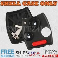 For 2010 2011 Honda Crosstour Remote Shell Case Car Key Fob Cover 3bn