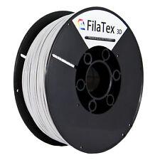 Premium PLA Filament Rolle Grau Grey 1,75mm 1KG für 3D Drucker FilaTex3D