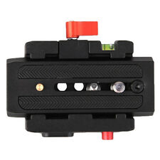 Quick Release Adapter System With Slide Plate for Dslr Camera Tripod Ball Head