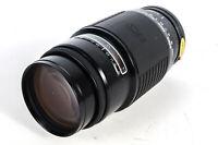 Sigma 75-300mm F/4.5-5.6 Macro Autofocus Lens For Minolta Alpha Mount  *AS/IS*